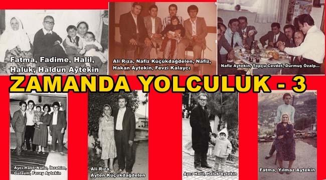 ZAMANDA YOLCULUK - 3