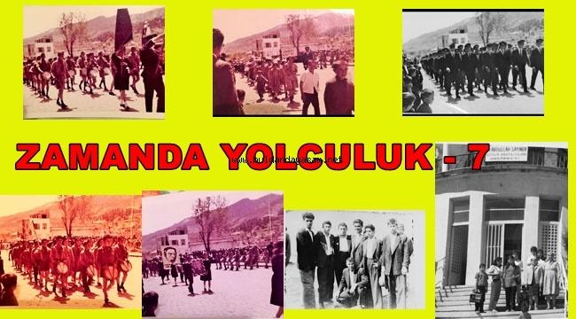 ZAMANDA YOLCULUK - 7