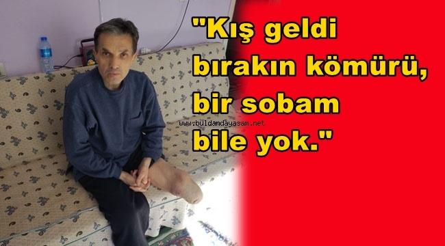 SEDAT YARDIM BEKLİYOR