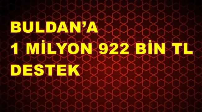 BULDAN'IN YEREL KALKINMA STRATEJİSİ KABUL EDİLDİ