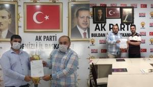 BULDAN AKP'DE GENÇLİK KOLLARINA YENİ BAŞKAN