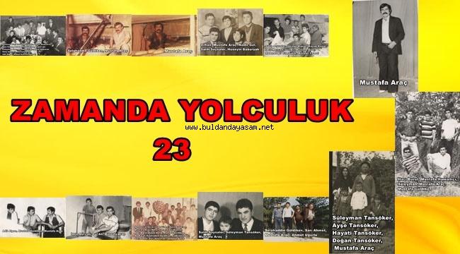 ZAMANDA YOLCULUK - 23