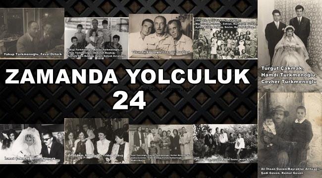 ZAMANDA YOLCULUK - 24