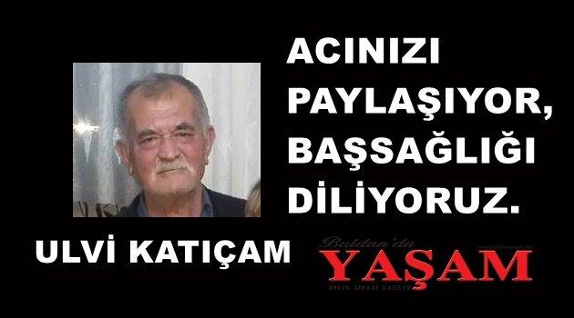 31 MART 2017 - TURAN MAHALLESİ - ULVİ KATIÇAM
