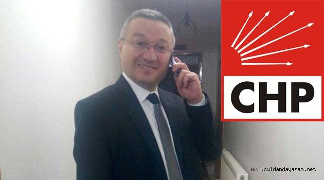 CHP'DE ÜNSAL İSTİFA ETTİ